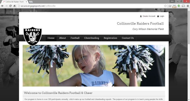 Collinsville Raiders
